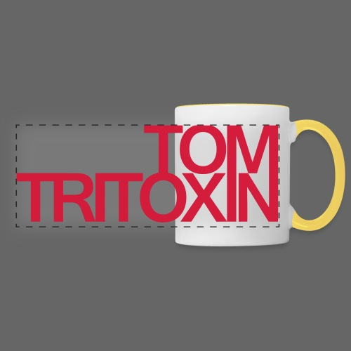 32mm Tritoxin Button - Panoramatasse