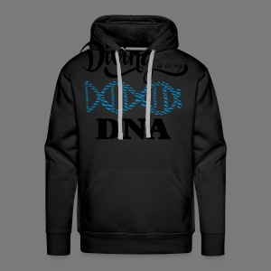 Diving is in my DNA - 2017 - Männer Premium Hoodie
