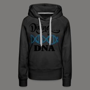 Diving is in my DNA - 2017 - Frauen Premium Hoodie