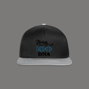 Diving is in my DNA - 2017 - Snapback Cap