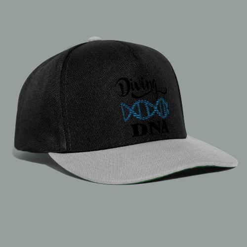 Diving is in my DNA - 2017 - Snapback Cap