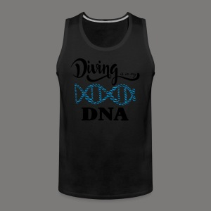 Diving is in my DNA - 2017 - Männer Premium Tank Top