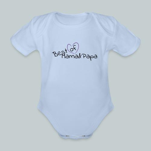 Body Mädchen - Baby Bio-Kurzarm-Body