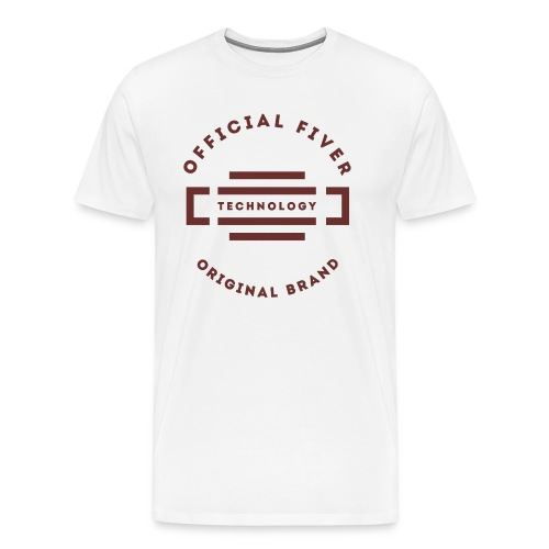 Fiver Originals - Premium Graphic Tee - Men's Premium T-Shirt