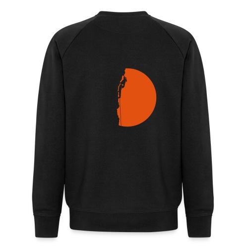Klettererin Pullover & Hoodies - Männer Bio-Sweatshirt von Stanley & Stella