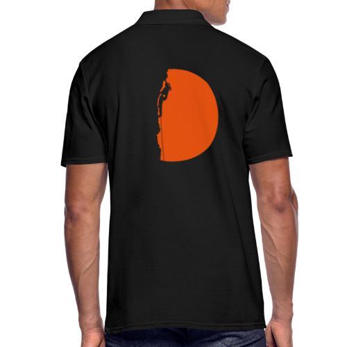 Klettererin Pullover & Hoodies - Männer Poloshirt