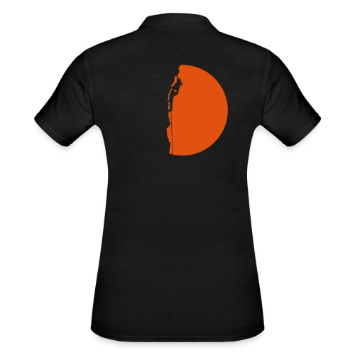 Klettererin Pullover & Hoodies - Frauen Polo Shirt