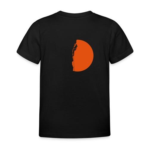 Klettererin Pullover & Hoodies - Kinder T-Shirt