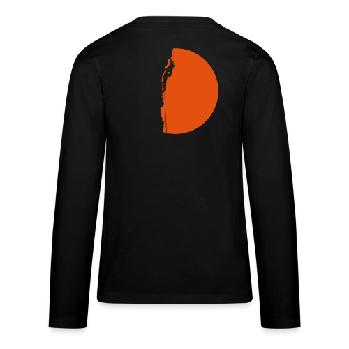 Klettererin Pullover & Hoodies - Teenager Premium Langarmshirt