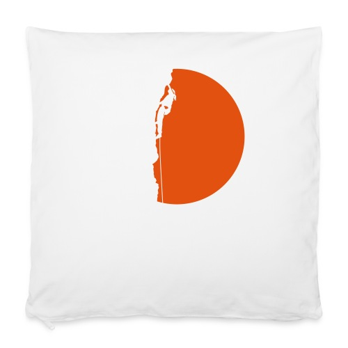 Klettererin Pullover & Hoodies - Kissenbezug 40 x 40 cm