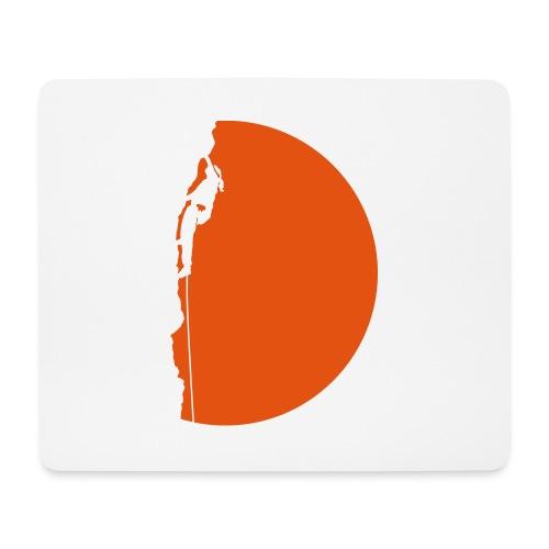 Klettererin Pullover & Hoodies - Mousepad (Querformat)
