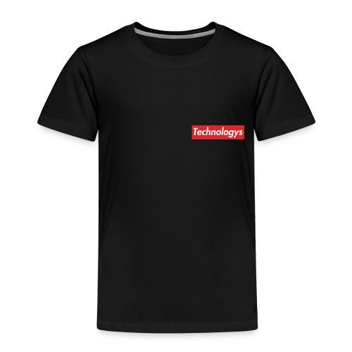 Hoodie - Technologys  - Kinder Premium T-Shirt