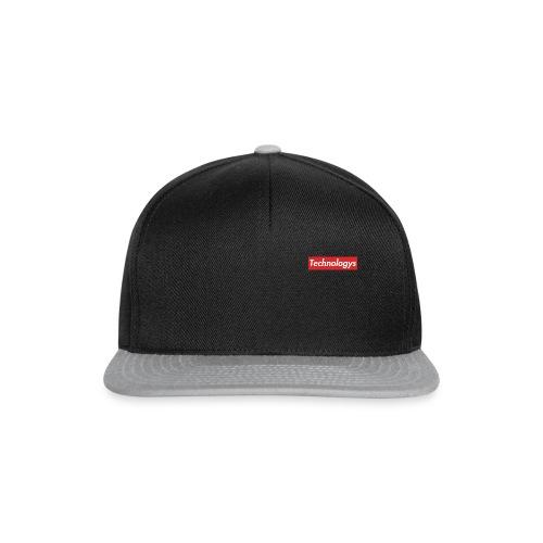 Hoodie - Technologys  - Snapback Cap