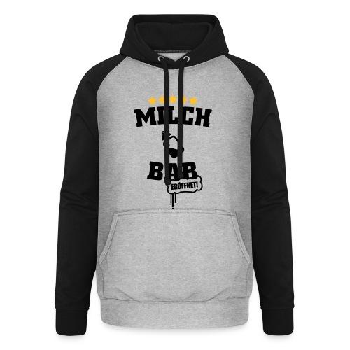 Milch Bar eröffnet deluxe T-Shirts - Unisex Baseball Hoodie