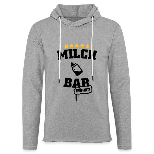 Milch Bar eröffnet deluxe T-Shirts - Leichtes Kapuzensweatshirt Unisex