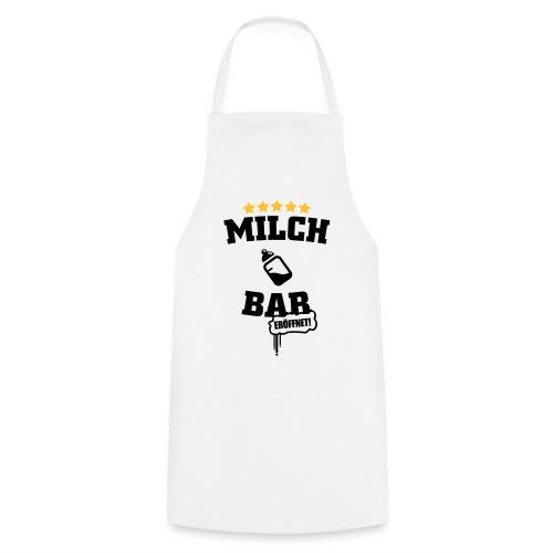 Milch Bar eröffnet deluxe T-Shirts - Kochschürze