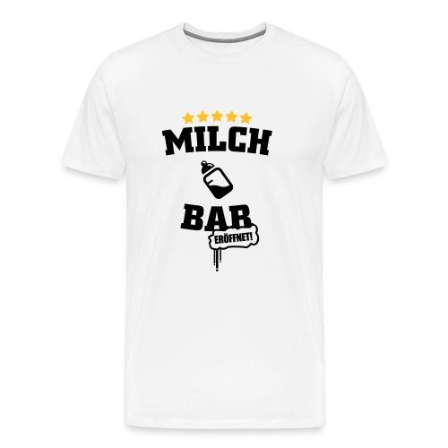 Milch Bar eröffnet deluxe T-Shirts - Männer Premium T-Shirt