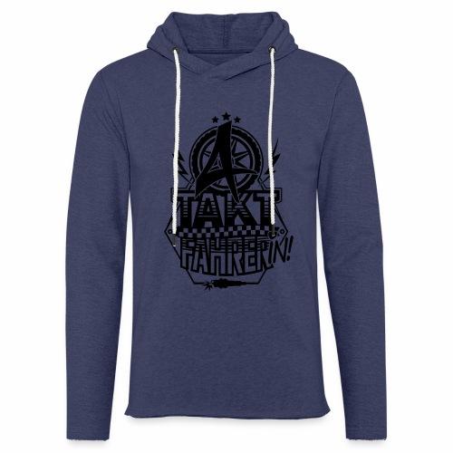 4-Takt-Fahrerin / Viertaktfahrerin - Light Unisex Sweatshirt Hoodie