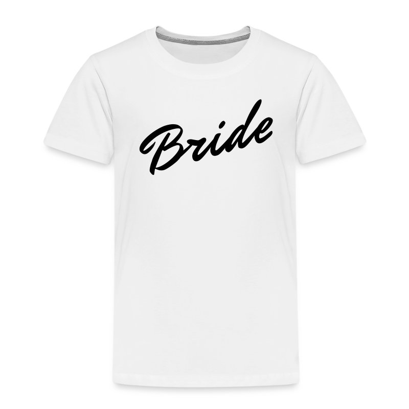 Bride - Kinder Premium T-Shirt