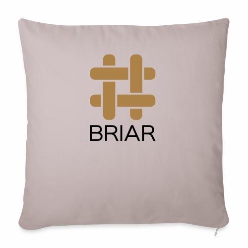 Briar T-Shirt (Female) - Sofa pillowcase 17,3'' x 17,3'' (45 x 45 cm)