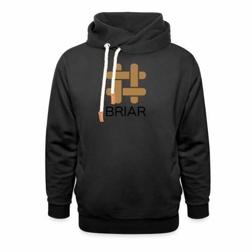 Briar T-Shirt (Female) - Shawl Collar Hoodie