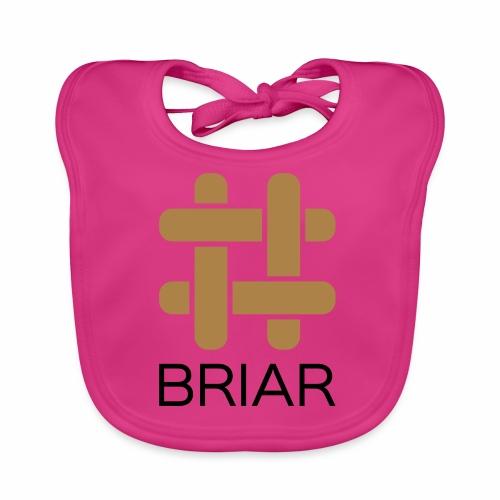 Briar T-Shirt (Female) - Baby Organic Bib