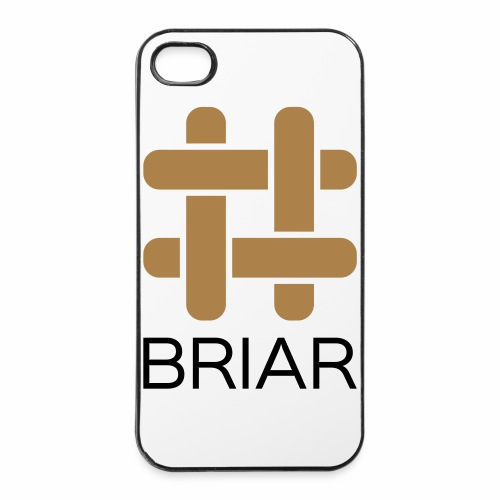 Briar T-Shirt (Female) - iPhone 4/4s Hard Case