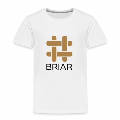 Briar T-Shirt (Female) - Kids' Premium T-Shirt