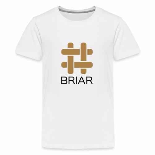Briar T-Shirt (Female) - Teenage Premium T-Shirt