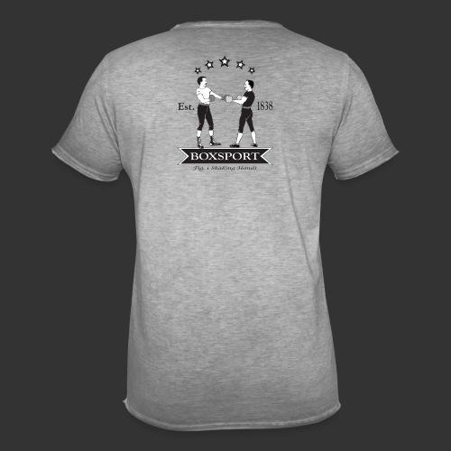 Männer Vintage T-Shirt