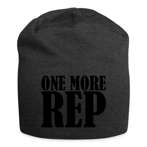 One More Rep - Jersey-Beanie