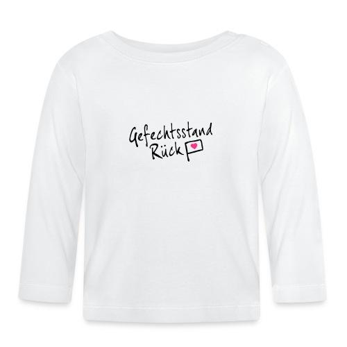 Gefechtsstand Rück - Baby Langarmshirt