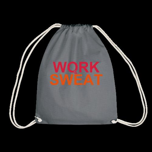 Work &  Sweat - Turnbeutel