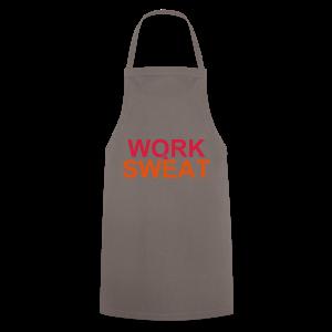 Work &  Sweat - Kochschürze