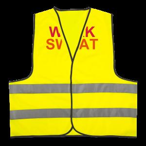 Work &  Sweat - Warnweste