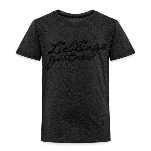 Lieblingsgärtner - Kinder Premium T-Shirt