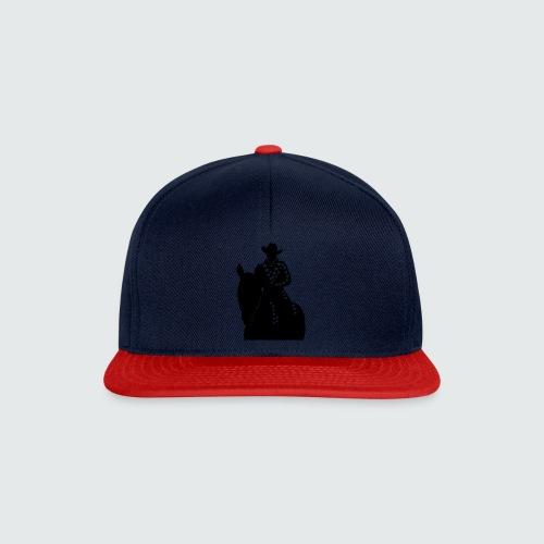 Western-Reiterin-Sterne - Snapback Cap