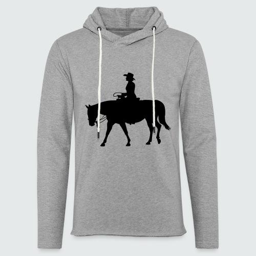 Western.Lady-Bosal - Leichtes Kapuzensweatshirt Unisex