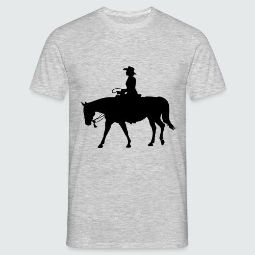 Western.Lady-Bosal - Männer T-Shirt