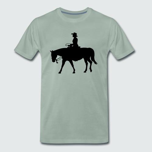 Western.Lady-Bosal - Männer Premium T-Shirt