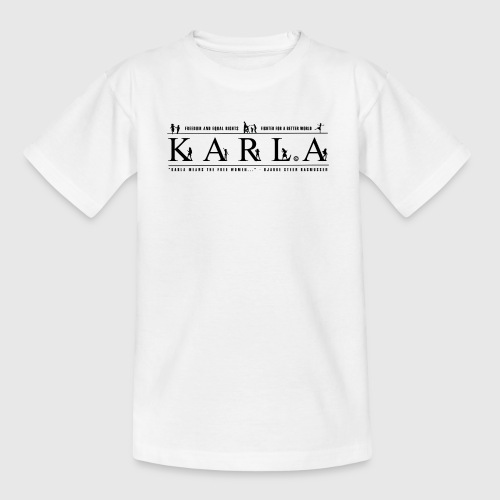 KARLA - Teenager-T-shirt
