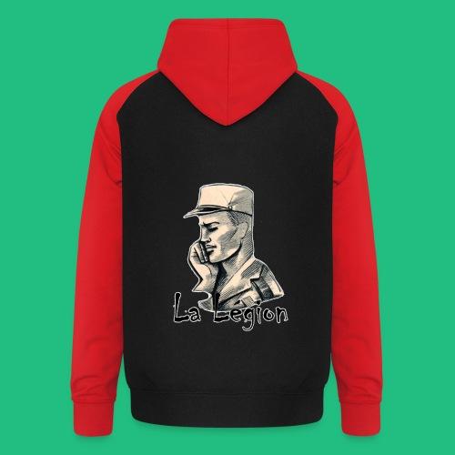 LA LEGION - Sweat-shirt baseball unisexe