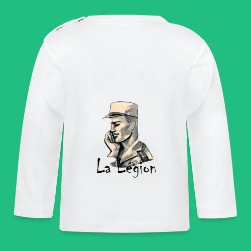 LA LEGION - T-shirt manches longues Bébé