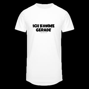 Ich komme gerade - Von der Piste Après-Ski Party T-Shirts - Männer Urban Longshirt