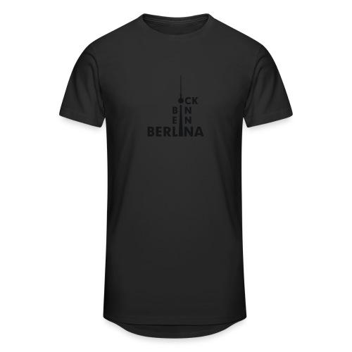 Ick bin ein Berlina - Männer Urban Longshirt