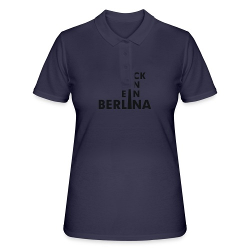 Ick bin ein Berlina - Frauen Polo Shirt