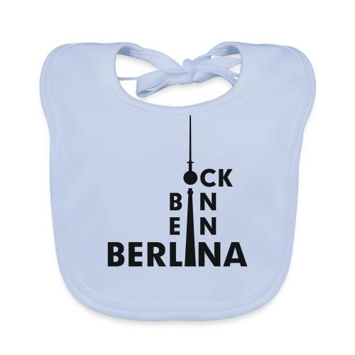 Ick bin ein Berlina - Baby Bio-Lätzchen