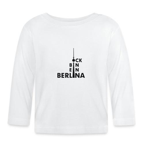 Ick bin ein Berlina - Baby Langarmshirt