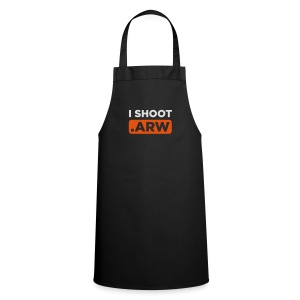 I SHOOT ARW - Kochschürze