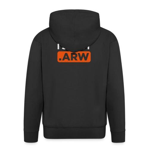 I SHOOT ARW - Männer Premium Kapuzenjacke